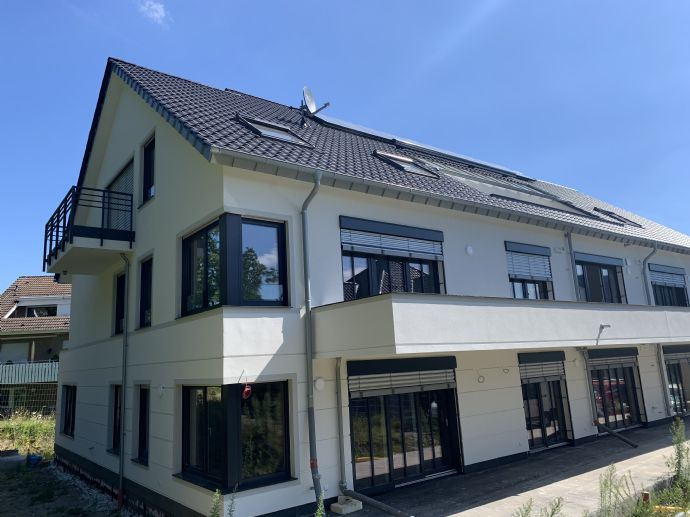 Exceptionelle Neubauwohnung in ruhiger Lage von Hoberge