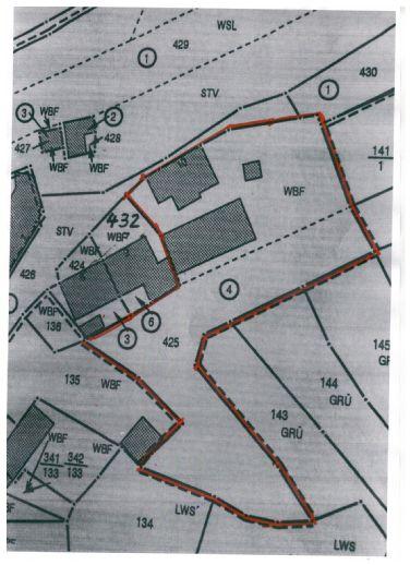 Bauernhaus im Wanderparadies Trautenstein, ruhige zentrale Ortslage mit großem Grundstück