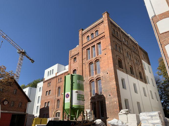 Kreuzbräu - Einzigartige Loftwohnungen im Industriedenkmal zur Miete
