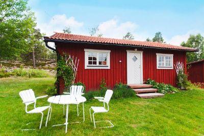 Ferienhaus in Mariefred Unterkunft