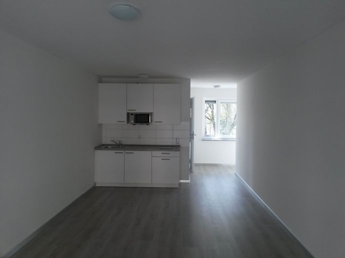 1-Zimmer-Studentenapartment in direkter Uninähe