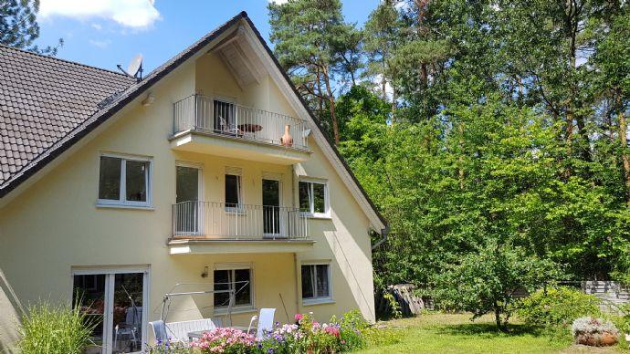 Generationenhaus in Waldrandlage mit TOP-City-Anbindung: (RE: Charlottenburg 20min +++ Zoo 25 min +++ Berlin Hauptbahnhof 30 min)