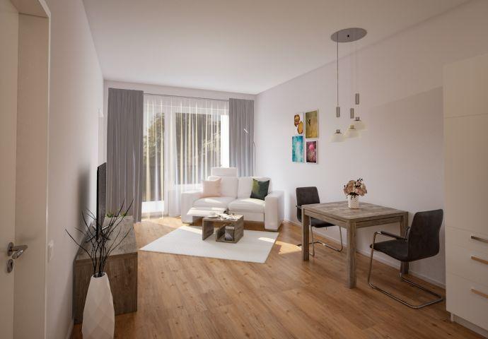Elegante und barrierefreie 2-Zimmer-Wohnung im Servicewohnen