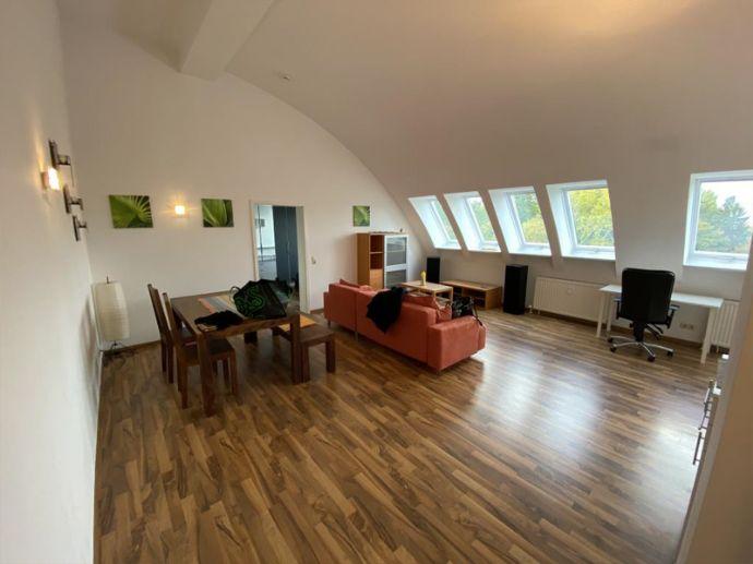 2-Zimmer-Apartment direkt am Fürther Stadtpark zu vermieten