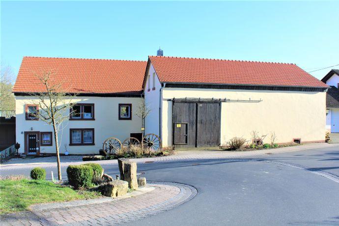 Nähe Bitburg Renoviertes Bauernhaus m
