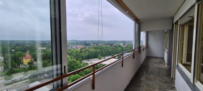 Renovierte 2-Zimmer-Wohnung mit traumhaften Ausblick und Badewanne in Augsburg