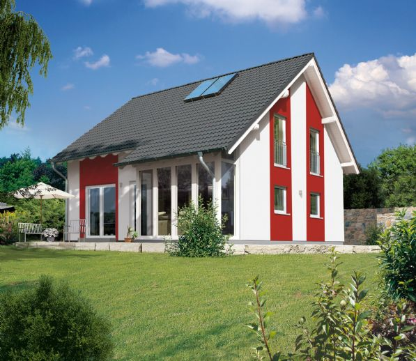 Wohnen in der Urlaubsregion fränkisches Seenland - Energieeffizienz ist hier Standart
