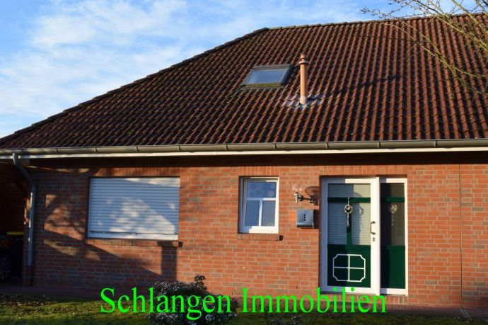 Objekt Nr.: 00/645 Doppelhaushälfte mit Carport in Saterland / OT Sedelsberg