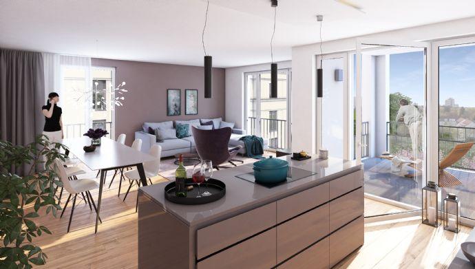 my urban living - schöner wohnen in Freiburg: tolle 4 Zimmer-Wohnung in der Zollhallenstraße