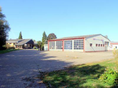 Buxtehude Industrieflächen, Lagerflächen, Produktionshalle, Serviceflächen