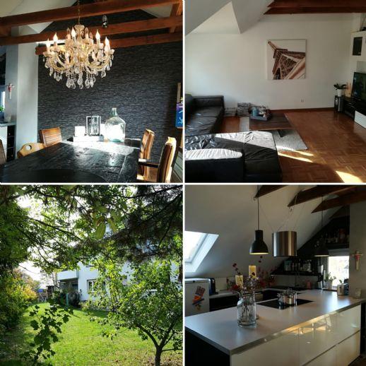 Wunderschöne 144qm 5-Zimmer Loftwohnung für Familie oder WG in Köln Widdersdorf zu vermieten