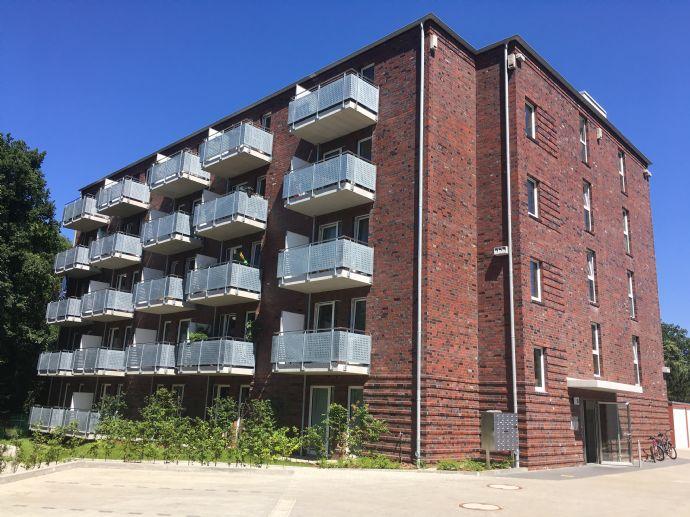 1,5-Zimmer-Wohnung mit 32,20 m² Wfl. in der 3. Etage, Bj. 2017