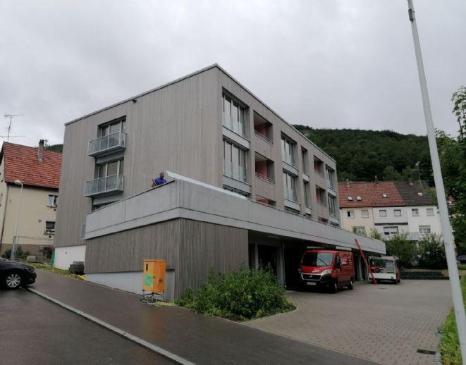Helle 3-Zimmer-Wohnungen   -   Erstbezug!
