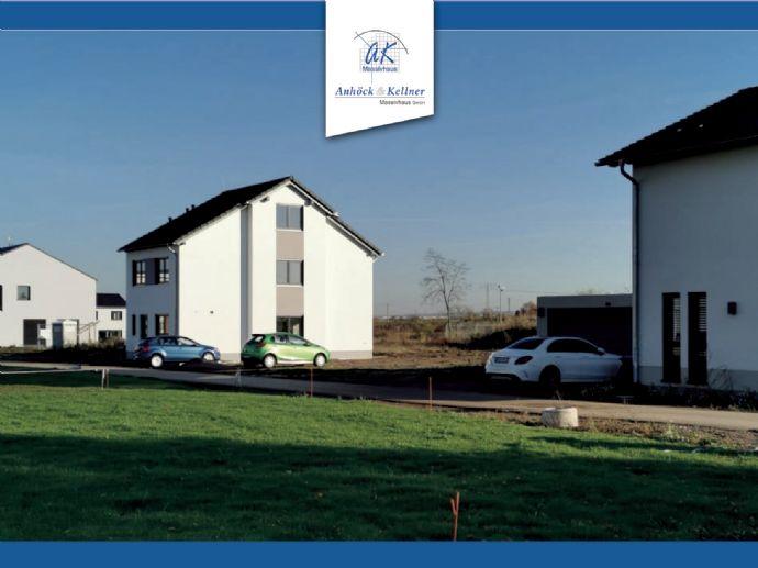 Baugrundstücke am Ringelberg für Doppelhaushälfte
