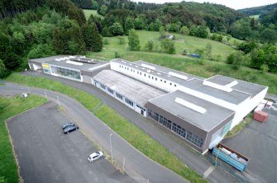 Eschenburg Halle, Eschenburg Hallenfläche