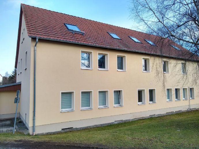 sanierte 2-Raum-Dachgeschosswohnung-Nähe Jena
