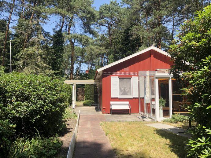 Wochenendhaus am Würmsee / Burgwedel (auf Pachtgrundstück)