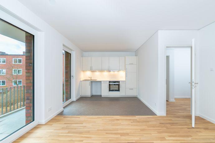 2 Zimmer Wohnung in Hamburg (Langenhorn)