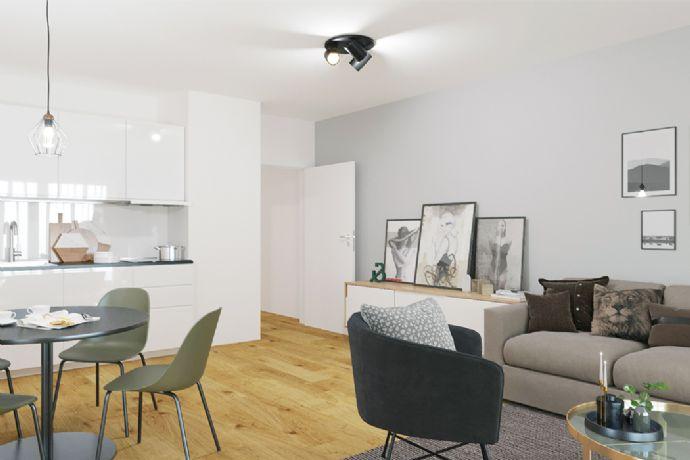 Attraktive 2-Zimmer-Eigentumswohnung