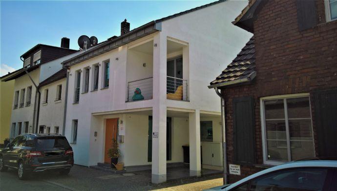Stadthaus im historischen Teil von Düsseldorf-Angermund