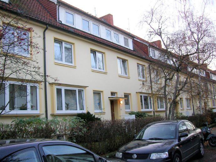 Gut geschnittene 2-Zimmer-Wohnung in Schwachhausen