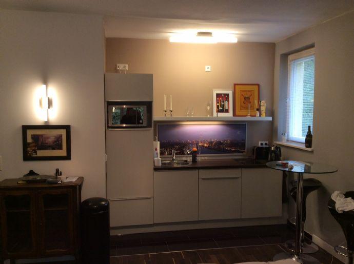 Schickes, stylisches möbliertes 1-Zimmer Appartement in Berlin Wilmersdorf zu vermieten.