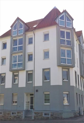 Geräumige helle 1 Raum Wohnung Zwickau Marienthal ab sofort zu vermieten