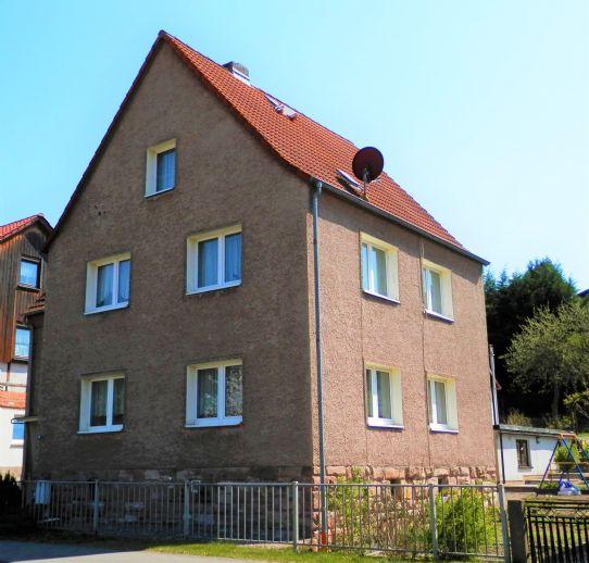 2 Häuser 3 Garagen schöner Garten für Großfamilie/Kapitalanleger
