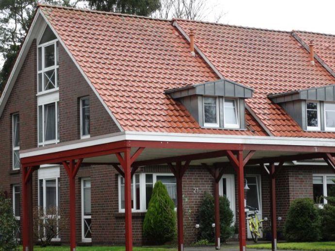 Modernes Reihenendhaus, 5 Zimmer, Küche, Gäste-WC, Vollbadezimmer, Carport, Bad Zwischenahn/Wehnen, stadtnah zu Oldenburg und im Grünen