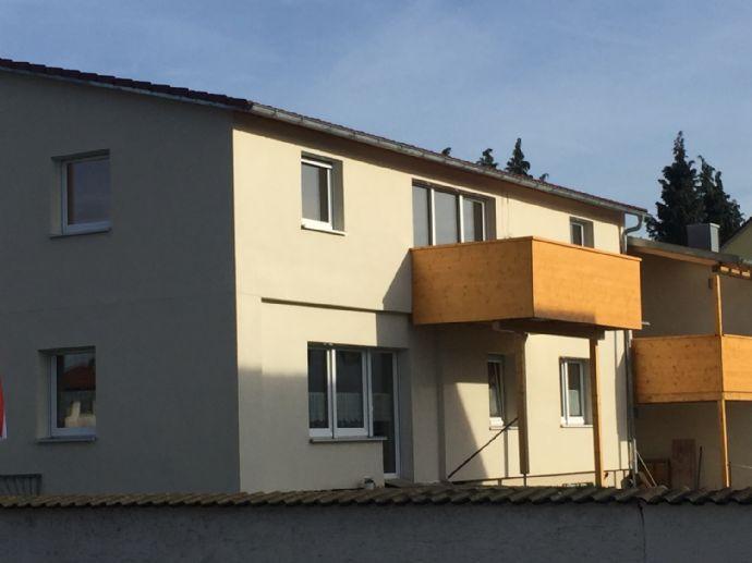 Sonnige Neubauwohnung mit schönem Südbalkon