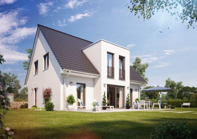 *AUFGEPASST* Einfamilienhaus in Arnsdorf inlusive Fußbodenheizung, Luftwärmepumpe und el. Rolläden