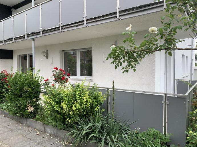 Ruhig gelegene 3,5 Zimmer Wohnung mit Gartennutzung in Bensberg