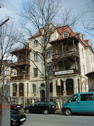 2 Zimmer Wohnung in Dresden (Südvorstadt-West)