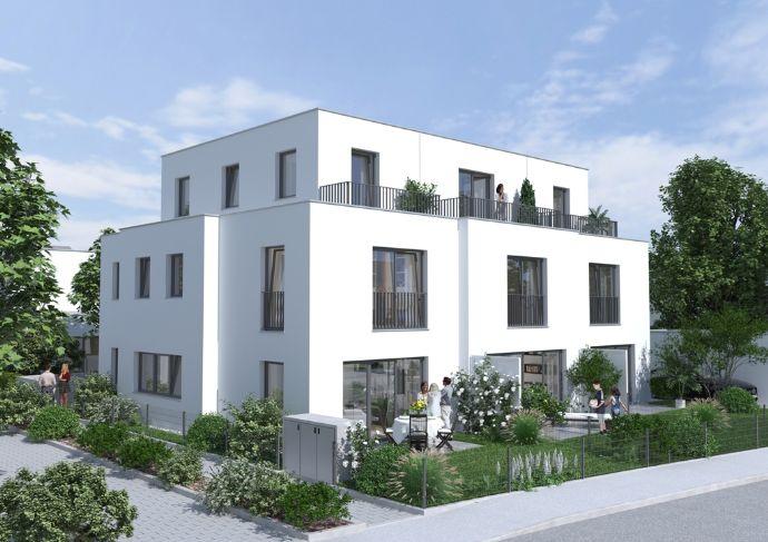 RMH- Nr. 8/ Neubau von 6 DHHs + 3 RHHs/ Bestlage Waldtrudering