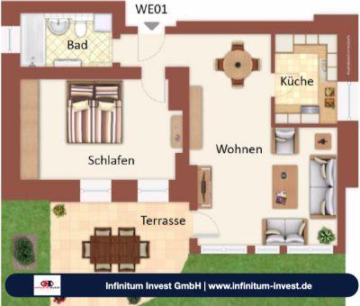 TOP Lage -  DRESDEN  -  wunderschöne Rendite Wohnung !