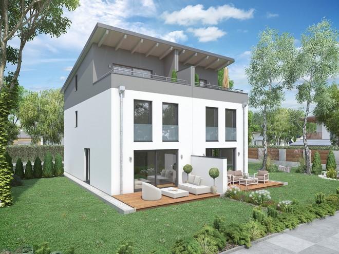 Sinzig Neubau Erstbezug, Doppelhaushälfte EG/OG/ DG Terasse