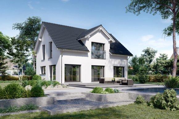 Das eigene Haus zum attraktiven