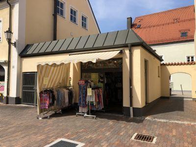Erding Ladenlokale, Ladenflächen