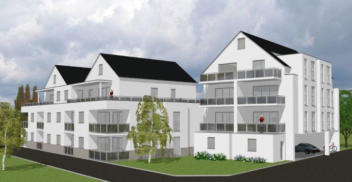 Neubauwohnung in zentraler Lage von Beckum