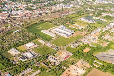 Nordhausen Industrieflächen, Lagerflächen, Produktionshalle, Serviceflächen