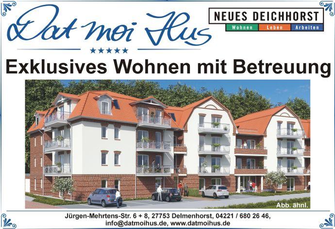 Dat moi Hus - Exklusives Wohnen mit Betreuung (Whg. 26 im Penthouse)