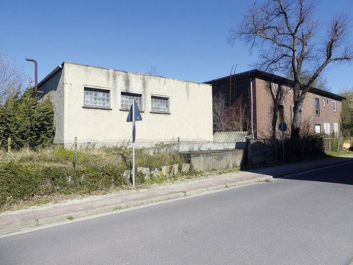 ehemaliges Bahnobjekt in Oebisfelde-Weferlingen