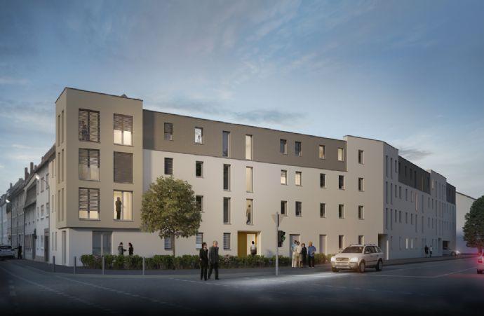BAUSTART ERFOLGT! Neubau 3-Zimmer Eigentumswohnung in zentraler Lage