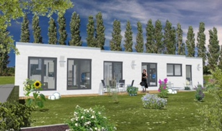 Zu Vermieten, Bungalow, Alleinstehend, Küche Garage, Carport sind in der Kaltmiete enthalten, Provisionsfreie, 4 Zi in Wincheringen-Söst