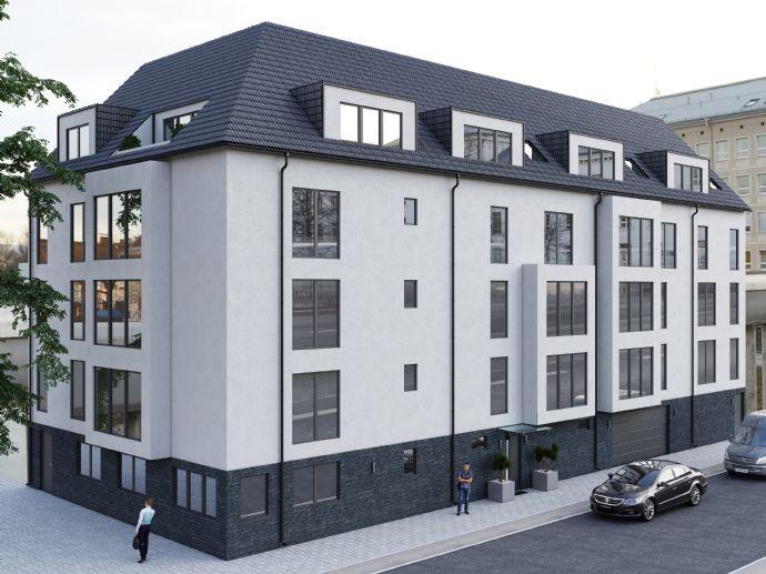 Modernes Wohnen in Krefelds Innenstadt