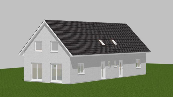 Ihr neues Zuhause - KfW55 NEUBAU Doppelhaushälfte auf der Grenze zu Hamburg