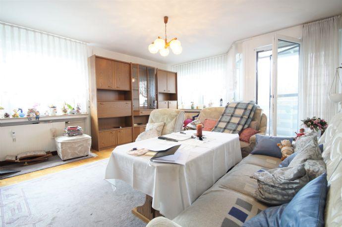 Attraktive 2-Zimmerwohnung mit schönem Balkon in bevorzugter Wohnlage von Hagen unweit des Stadtzentrums!