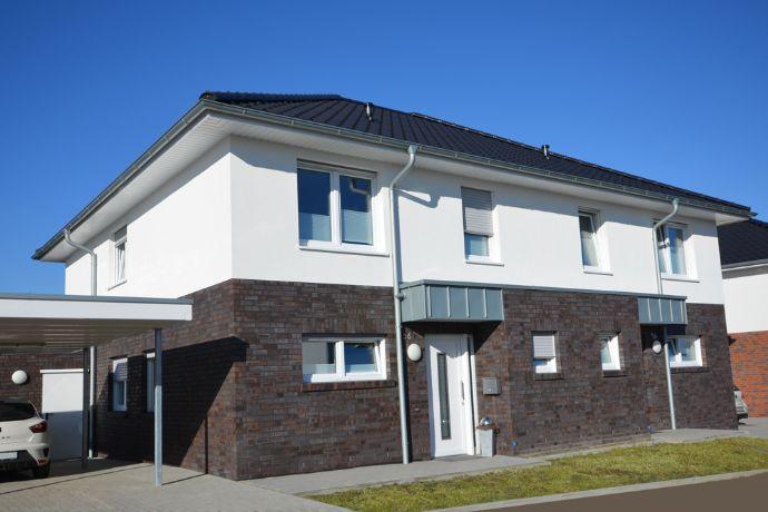 Projektierter Doppelhaus Neubau auf Ihrem Grundstück