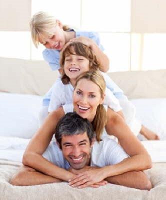 Hier ist Platz für die große Familie. Bezahlbar - Neu - Gut