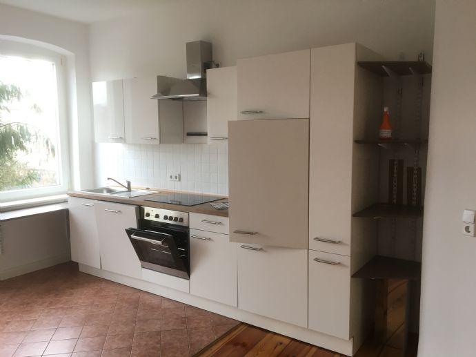Attraktive 3-Zimmer-Wohnung mit EBK möglich